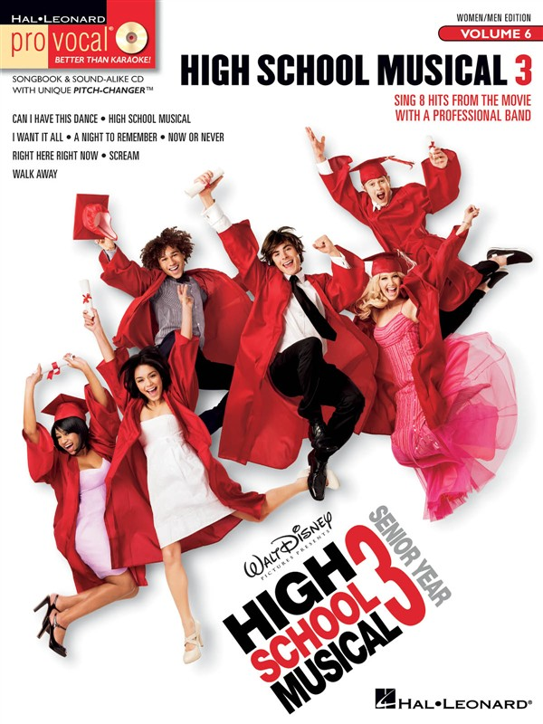 High School Musical 3 + Cd - Voice