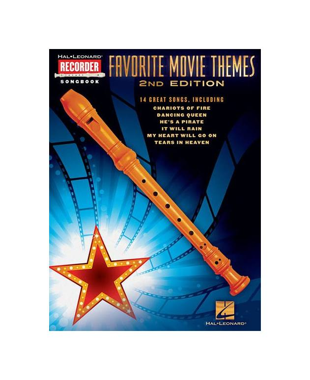 Favorite Movie Themes Recorder