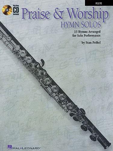 Instrumental Play-along Praise And Worship Hymn Solos Flute Flt + Cd - 1 - Flute