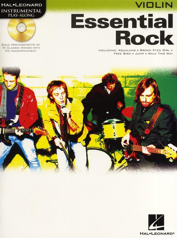 Violin Rock Songs