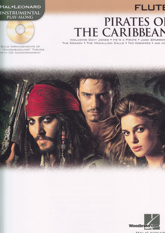 Pirates Of The Caribbean - Flute
