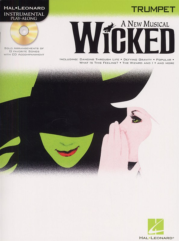 Instrumental Play-along Wicked - Trumpet