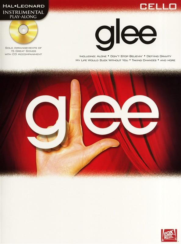 Instrumental Play-along Glee + Cd - Cello