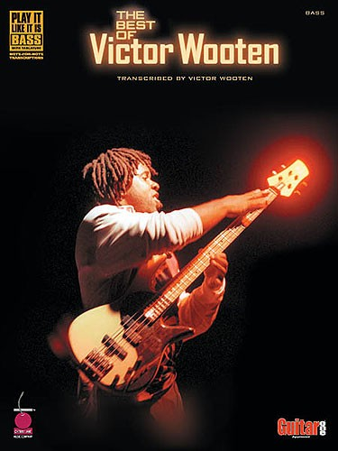 Wooten Victor The Best Of Bass- Bass Guitar