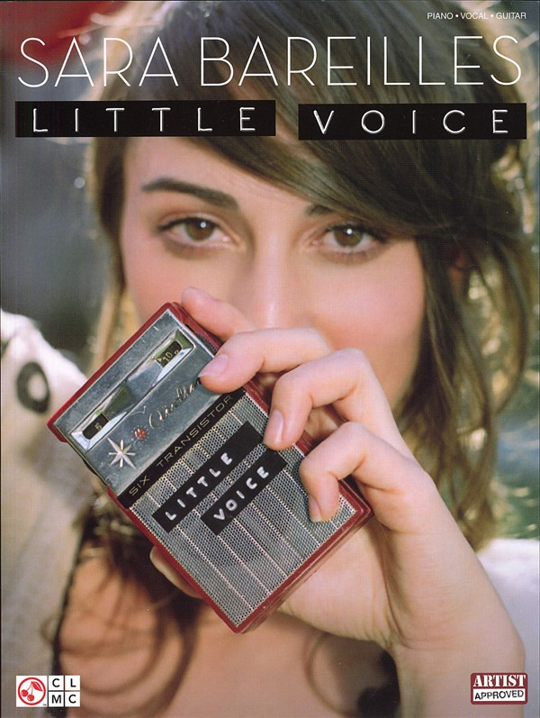 SARA BAREILLES LITTLE VOICE - PVG