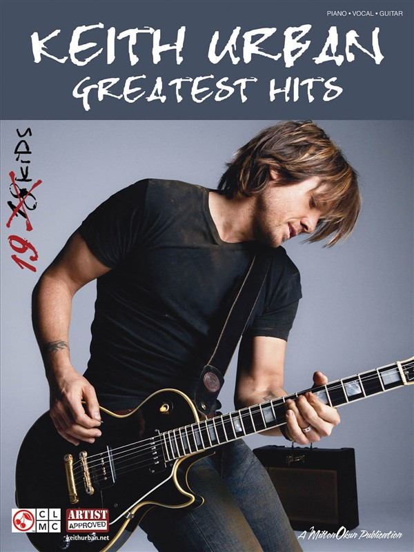 KEITH URBAN - GREATEST HITS 19 KIDS - PVG