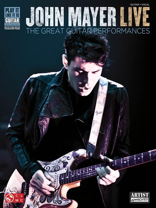 Livres De Chansons John Mayer Partition John Mayer Tablatures