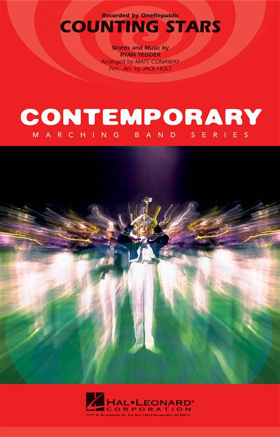 One Republic - Counting Stars - Contemporary Marching Band