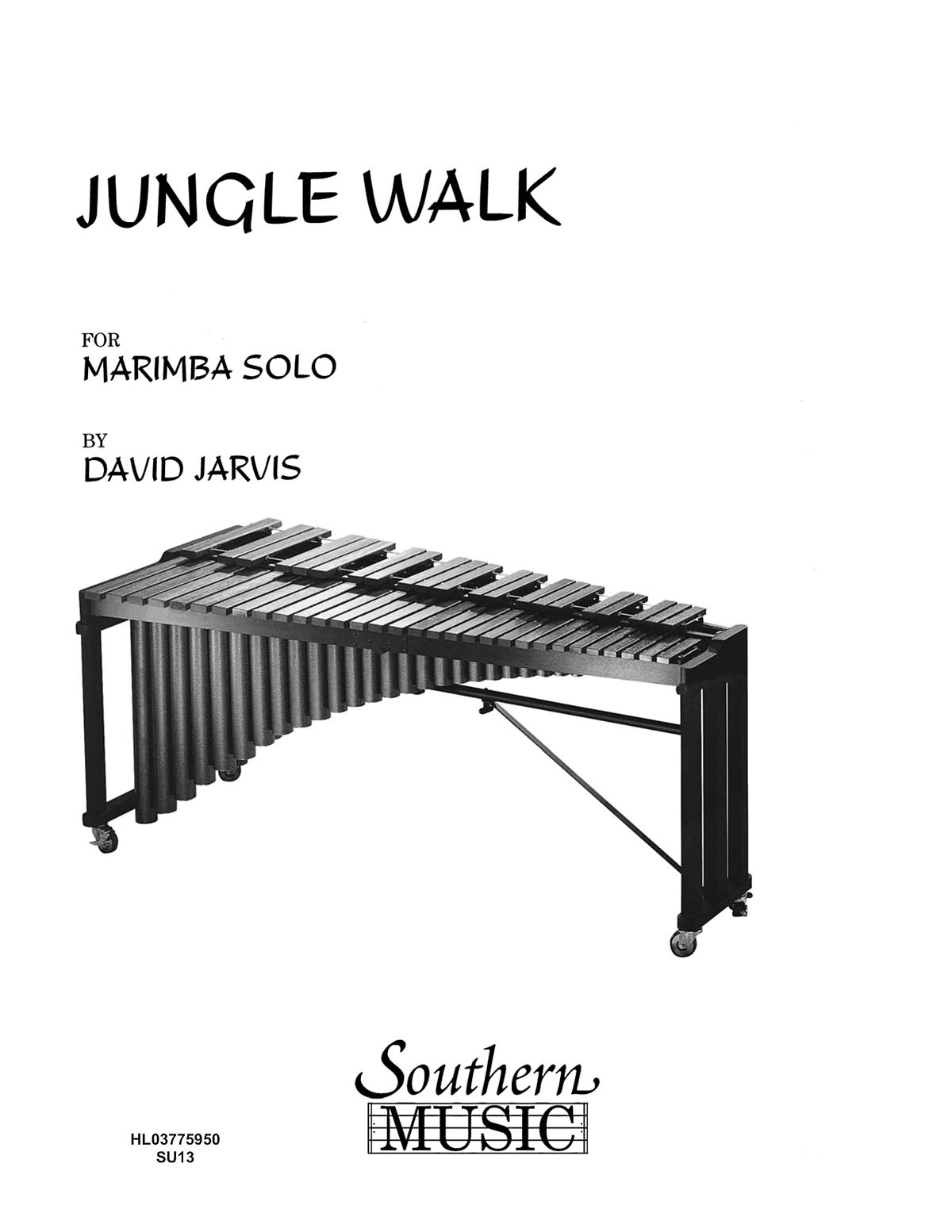 Jarvis David - Jungle Walk - Marimba