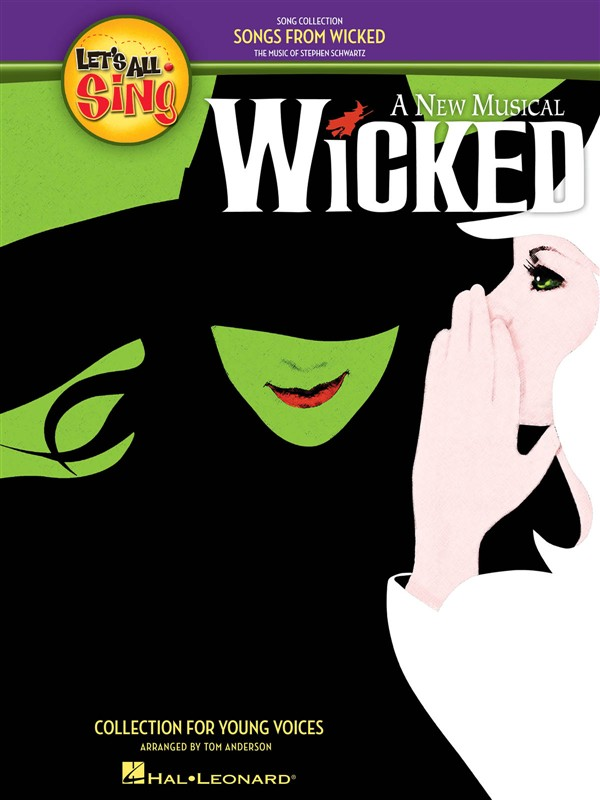 WICKED COLLECTION FOR YOUNG VOICES - VOICE