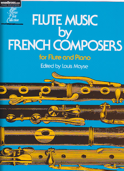 MOYSE L. (ARR.) - FLUTE MUSIC BY FRENCH COMPOSERS - FLUTE ET PIANO