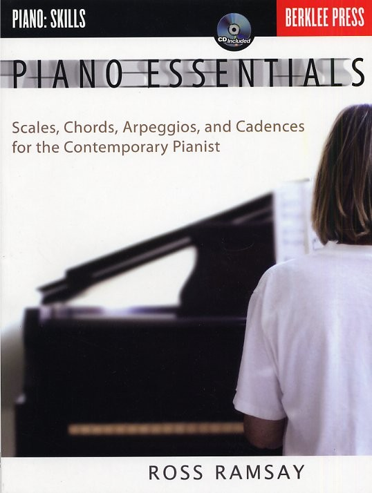 BERKLEE PRESS PIANO ESSENTIALS + CD - PIANO SOLO