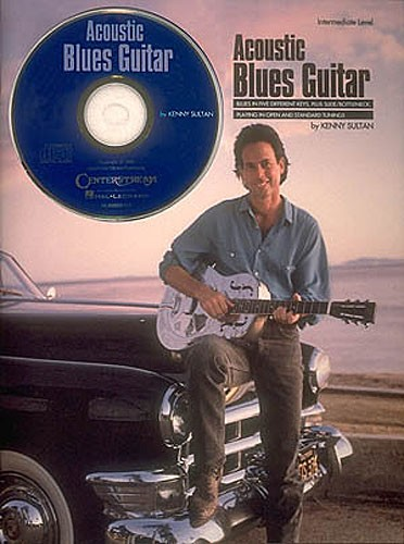 ACOUSTIC BLUES GUITAR - GUITAR TAB