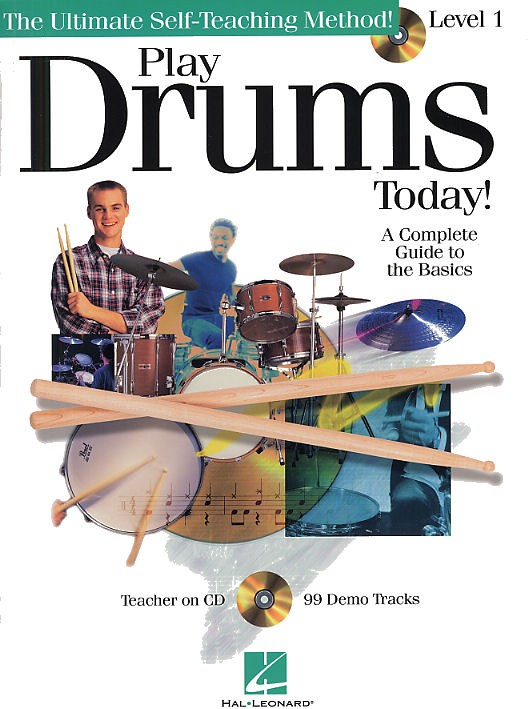 Play Drums Today! Level 1 + Cd - Drums