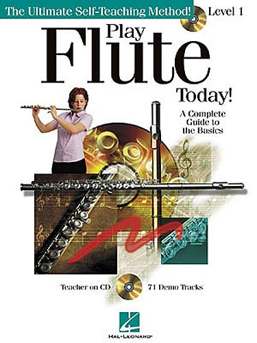 DAVID NEIL SR. - PLAY FLUTE TODAY! - LEVEL 1 - FLUTE