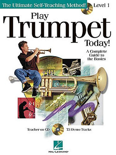 Play Trumpet Today! Level 1 - Trumpet