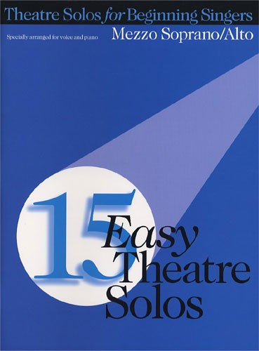 15 EASY THEATRE SOLOS - PVG