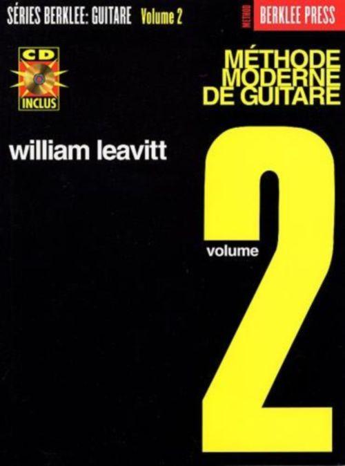 Leavitt William G. - Methode Moderne De Guitare Vol.2 + Cd