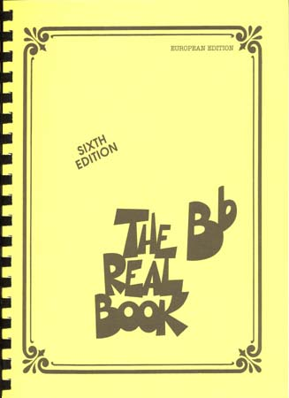 The Bb Real Book Sixth Edition