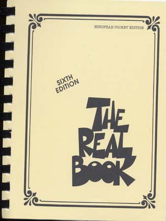 The Real Book 6th Edition Pocket Edition (version En Do)