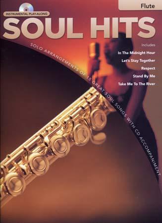 Instrumental Play Along - Soul Hits + Cd - Flute