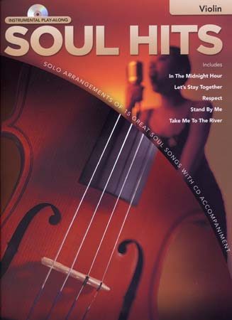 Instrumental Play Along - Soul Hits + Cd - Violin