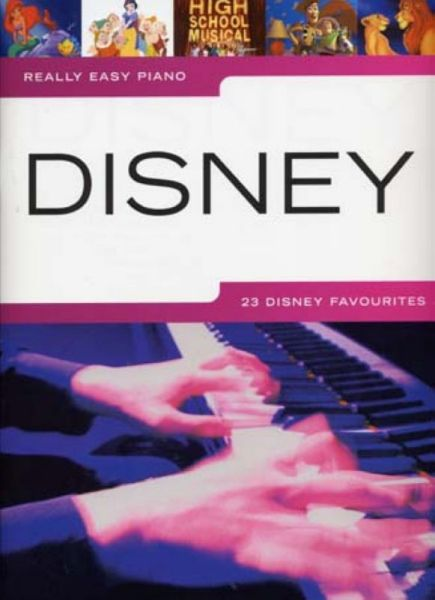 Disney Really Easy Piano