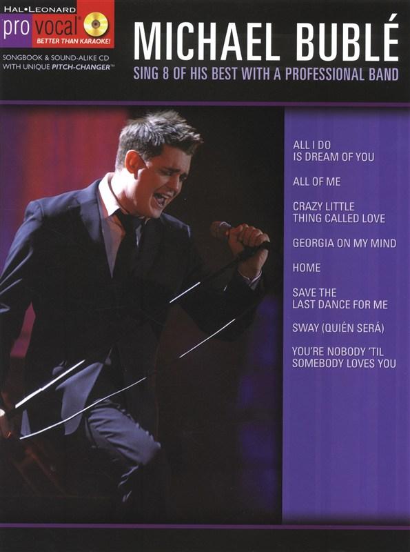 Michael Buble - Pro Vocal - Michael Bublé - Voice