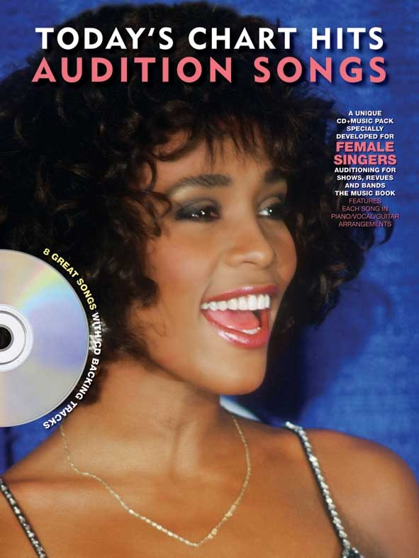 Audition Songs For Female Singers - Today's Chart Hits - Pvg