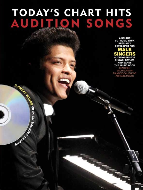 Audition Songs For Male Singers - Today's Chart Hits - Pvg