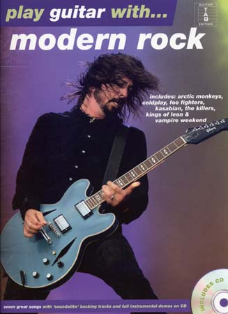 Play Guitar With - Modern Rock + Cd - Guitar Tab Play Guitar With - Modern Rock + Cd - Guitar Tab
