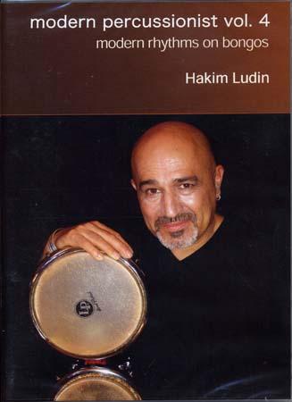 Ludin Hakim -  Modern Persussionist Vol.4 - Bongos