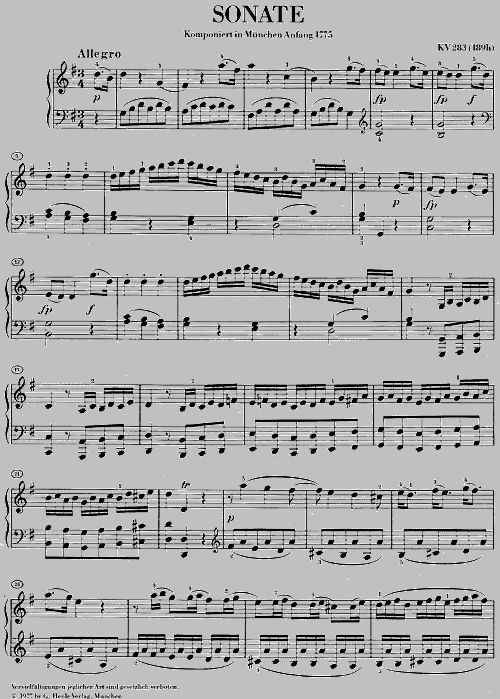 Piano Sonata No. 5 (Mozart)