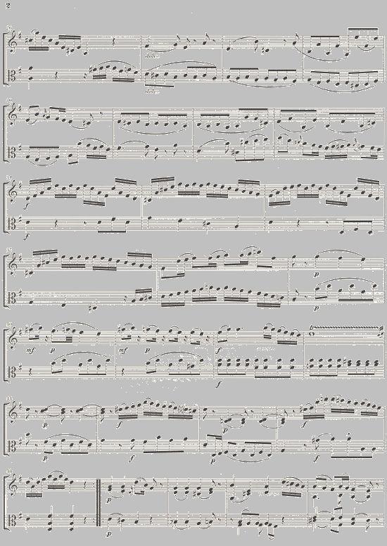 acheter des partitions violon violon alto duo. Black Bedroom Furniture Sets. Home Design Ideas