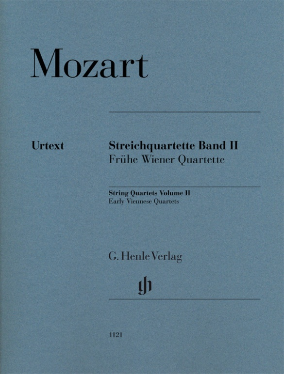 Mozart W.a. - String Quartets Vol.2 - Parties Separees