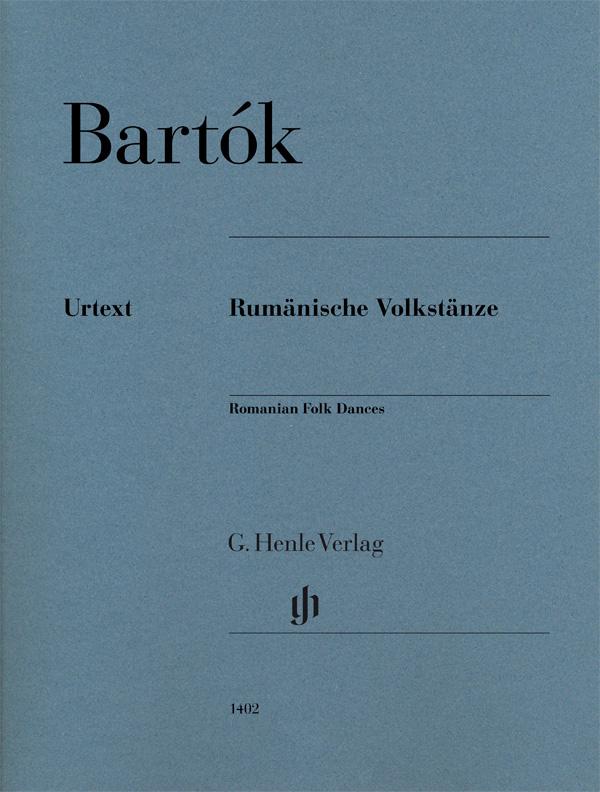 Bartok B. - Danses Populaires Roumaines - Piano
