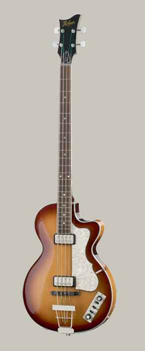 Hofner Club Bass Hct 500/2 Contemporary Sunburst