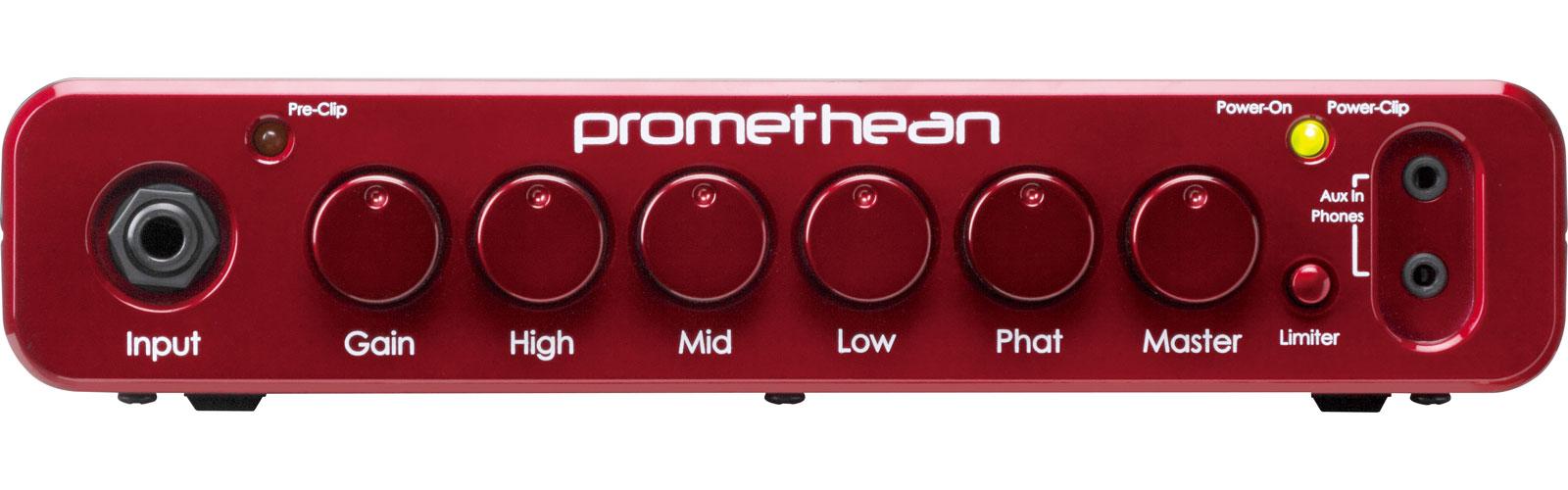 Ibanez Bass Amplifier Head Promethean P300h