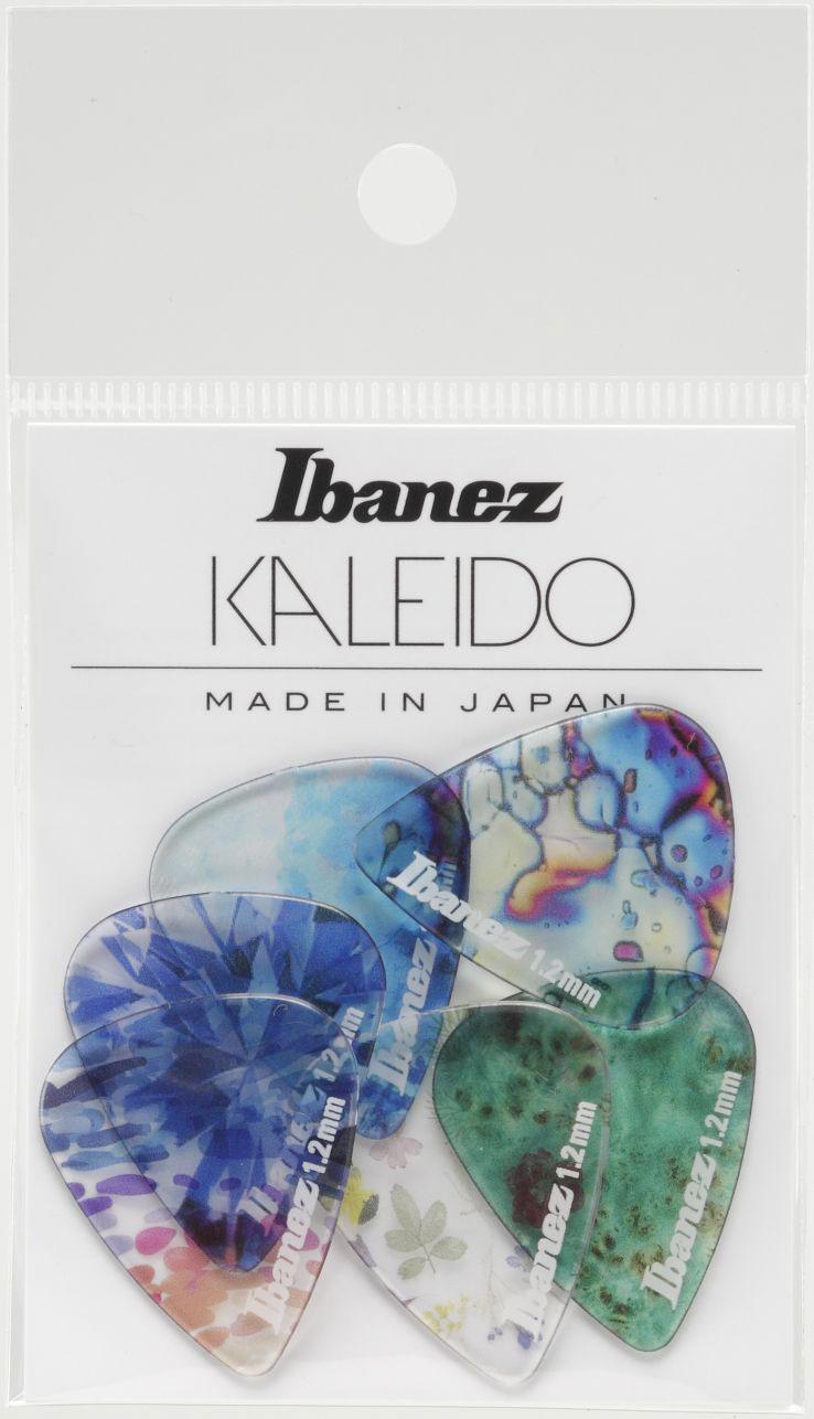 Ibanez  Pick Kaleido Pcp14xh-c1 C1 X6