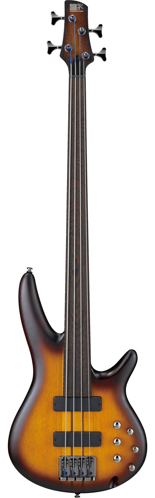 BASS WORKSHOP SRF700-BBF BROWN BURST FLAT