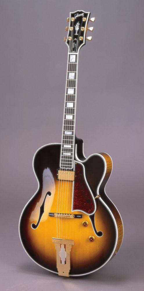 Gibson Wes Montgomeryvs Vintage Sunburst