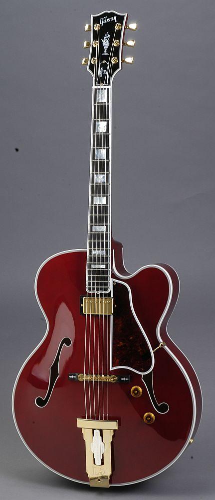 Gibson Wes Montgomerywr Wine Red