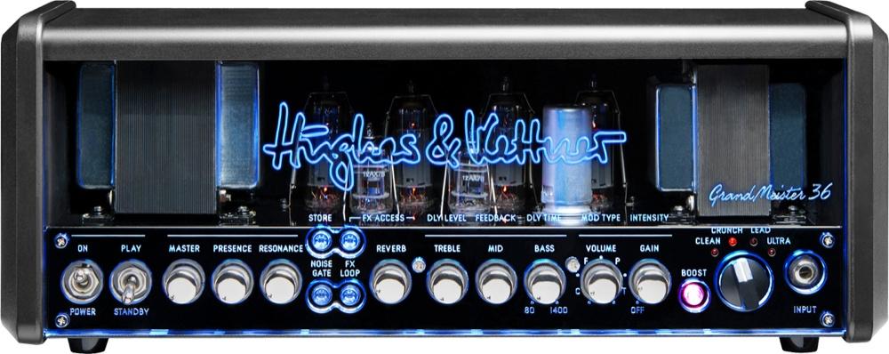 Hughes & Kettner Grandmeister Tete Lampes Midi 36w