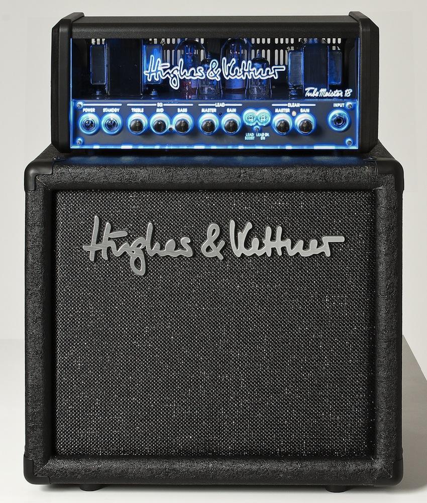Hughes & Kettner Tubemeister 18w Halfstack - Tm18h + Tm112