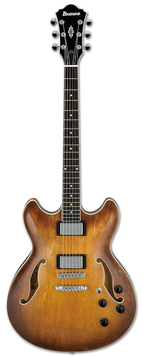 Ibanez As73 Tbc Brun Tabac