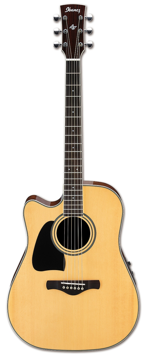 Ibanez Aw70lece Nt Natural
