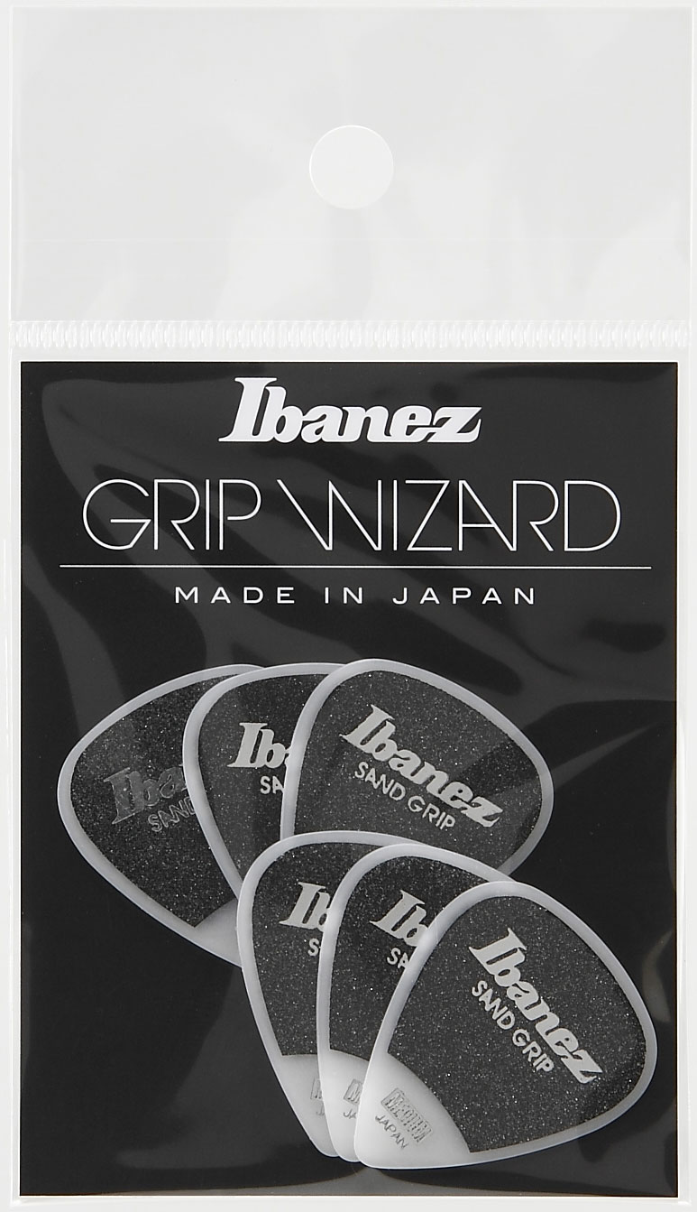 Ibanez  Pick Grip Wizard Ppa14msg-wh White X6