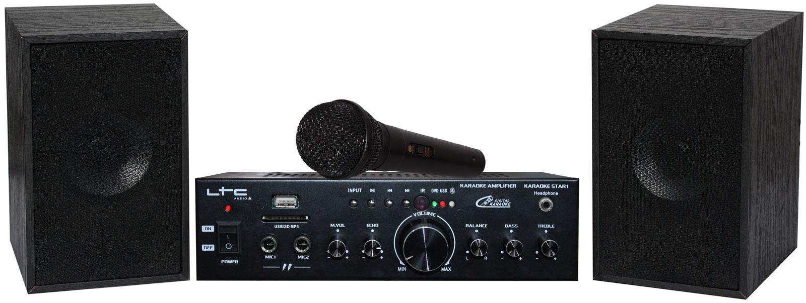 Ltc Audio Karaoke-star1mkii