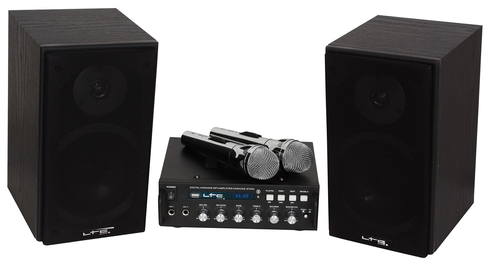 Ltc Audio Karaoke-star4