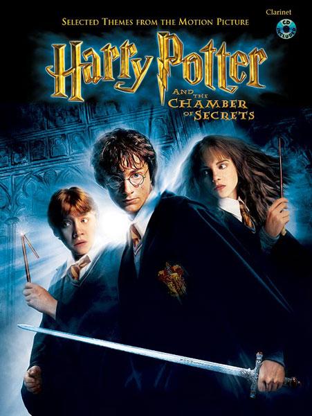 Williams John - Harry Potter - Chamber Of Secrets + Cd - Clarinet And Piano